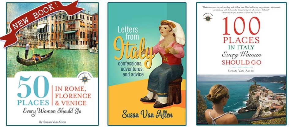 Susan's books