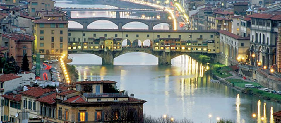 Beautiful Arno River