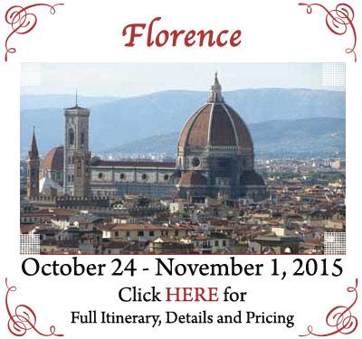 http://www.susanvanallen.com/itinerary-golden-week-in-florence/
