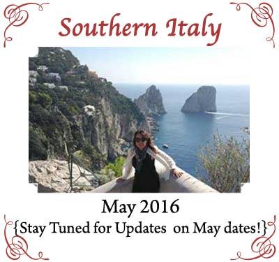 http://www.susanvanallen.com/itinerarysouthernitaly/