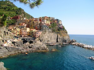 Susan Van Allen, Cinque Terre, Women Tour Italy, 100 Places in Italy Every Woman Should Go