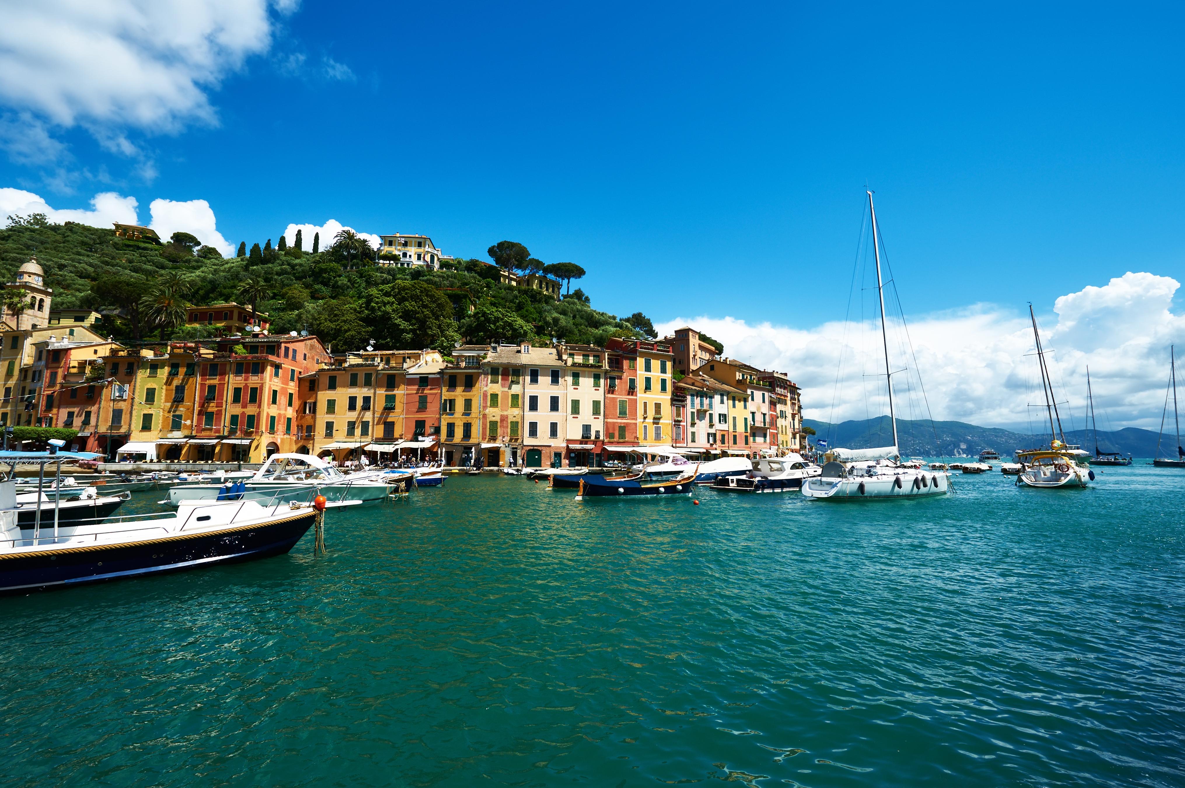 Golden Week In The Italian Riviera Susan Van Allen
