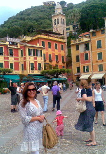 PORTOFINO - PIAZZETTA SHOPPING - DAY THREE