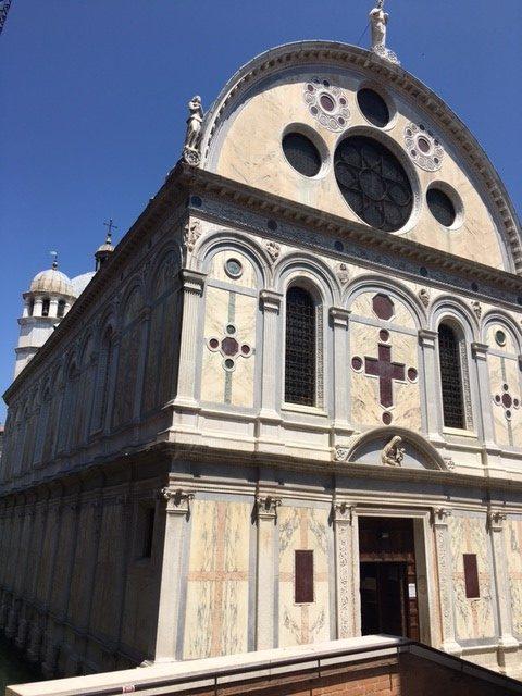 Santa Maria Miracoli, Venice