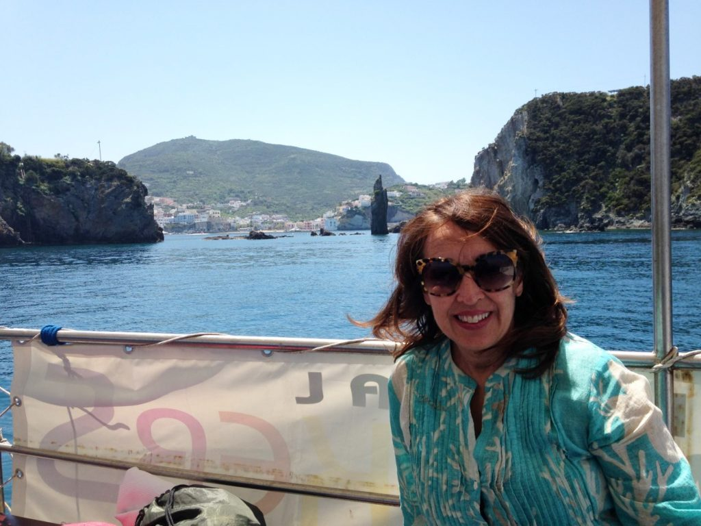 Susan Van Allen, Italy Travel, Ponza, Women's Travel, 100 Places in Italy Every Woman Should Go