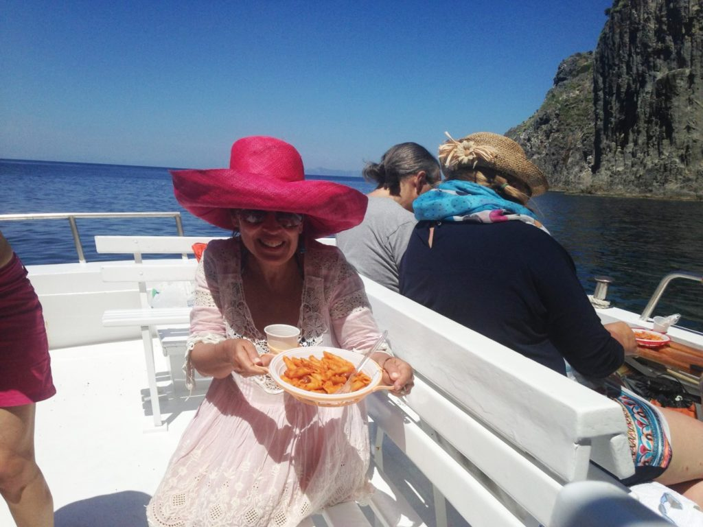 Susan Van Allen, Italy Travel, Ponza, 100 Places in Italy Every Woman Should Go, Women's Travel