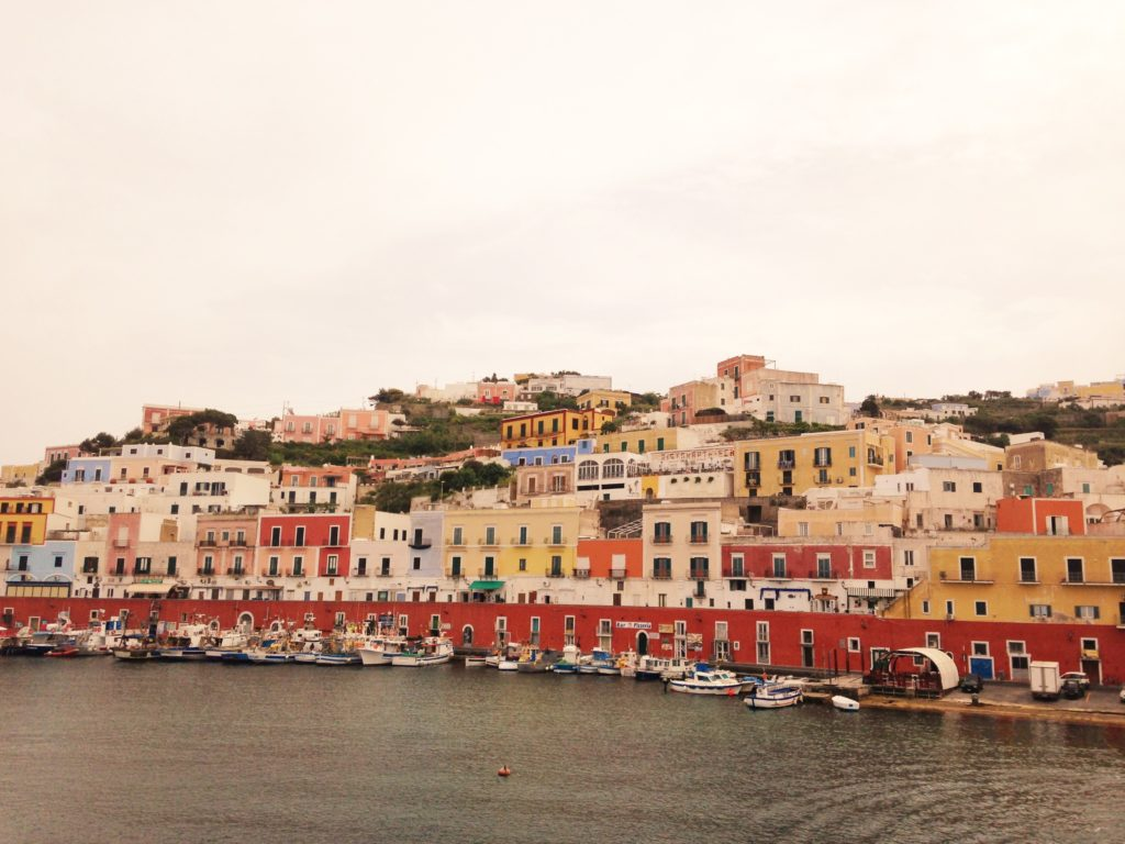 Ponza, Italy Travel, Solo Travel, Susan Van Allen, 100 Places in Italy Every Woman Should Go