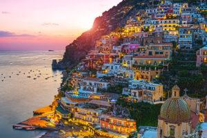 Positano, Susan Van Allen, Women's Tours to Italy