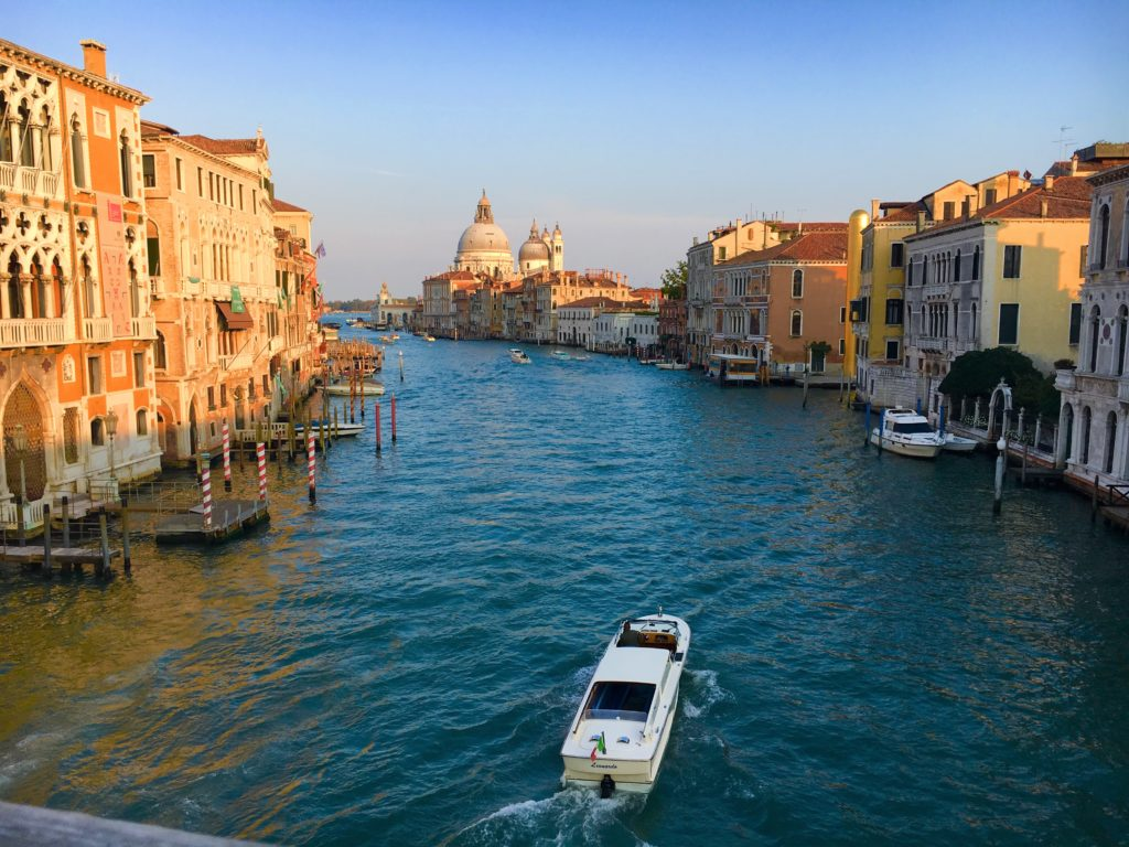 VENICE - GRAND CANAL 3