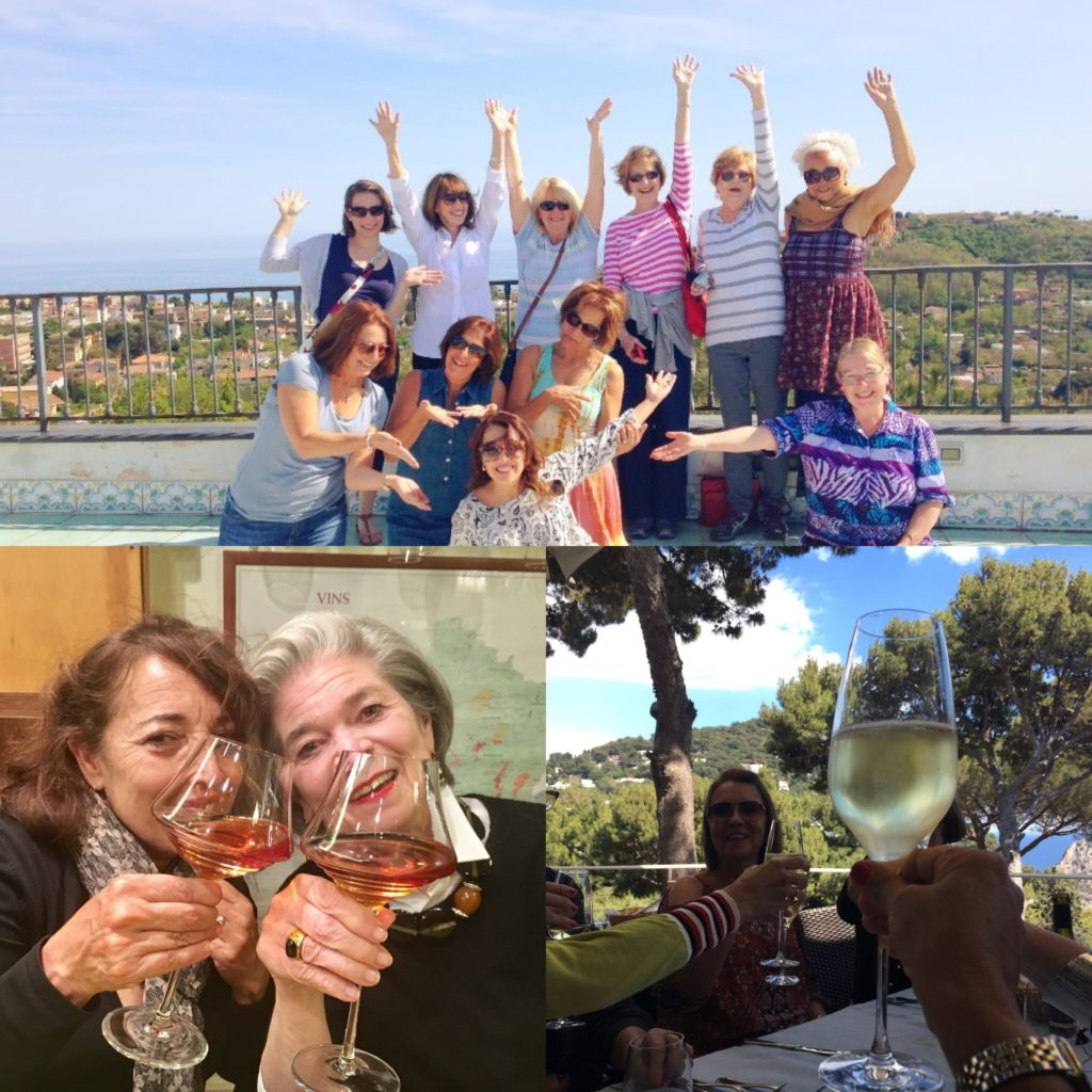 Women's Tours to Italy, Women Only Tours, Women's Travel, Susan Van Allen, 100 Places in Italy Every Woman Should Go